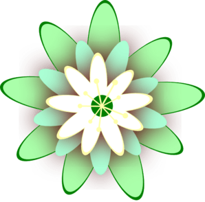 green-flower-md