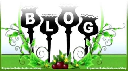 organical botanicals Blog
