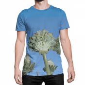 Mens N Chicks Poppy T-Shirt